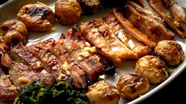 Secretos de Porco Ibérico